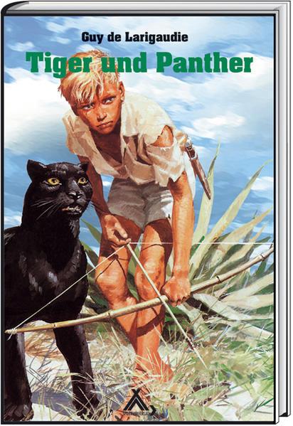 Tiger und Panther - Coverbild