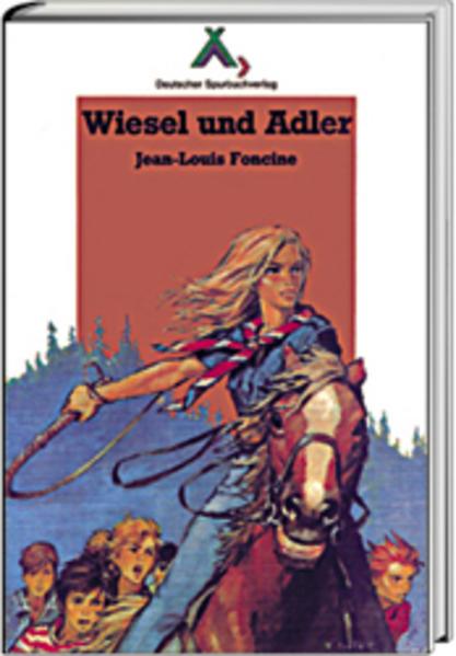 Wiesel und Adler - Coverbild