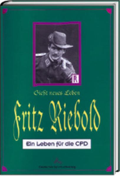 Fritz Riebold - Giesst neues Leben PDF Kostenloser Download