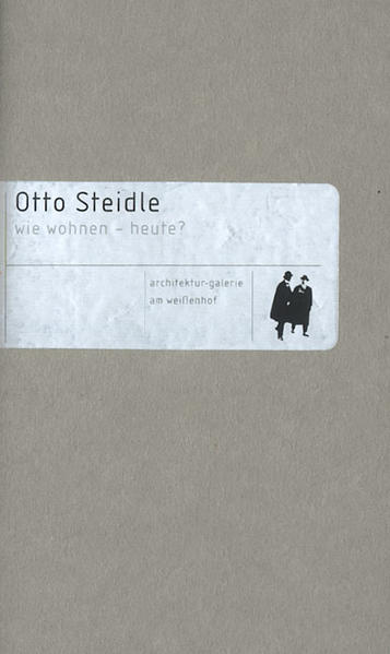Otto Steidle - Coverbild