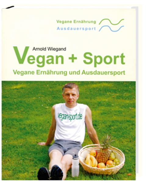 Vegan + Sport - Coverbild