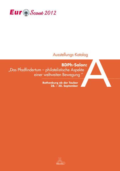 EuroScout 2012 Ausstellungs-Katalog - Coverbild