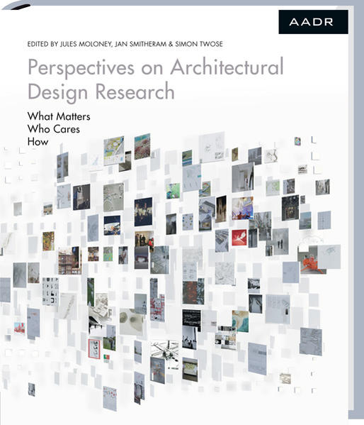 Perspectives on Architectural Design Research - Coverbild