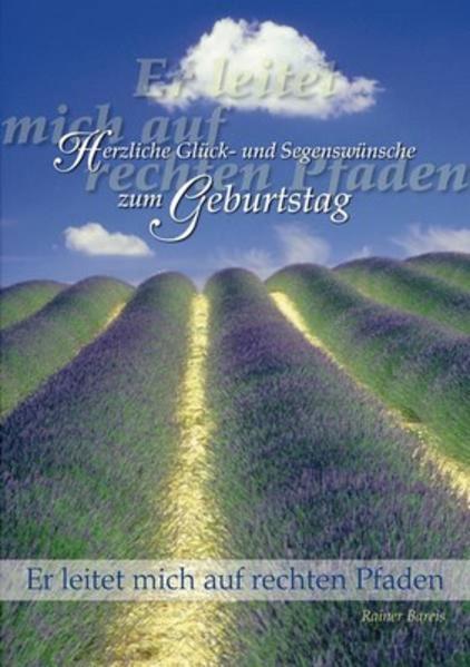 Herzliche Glück- und Segenswünsche zum Geburtstag - Nr. 546 - Coverbild