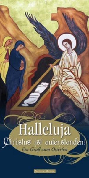 Halleluja Christus ist auferstanden ! - Nr. 572 - Coverbild