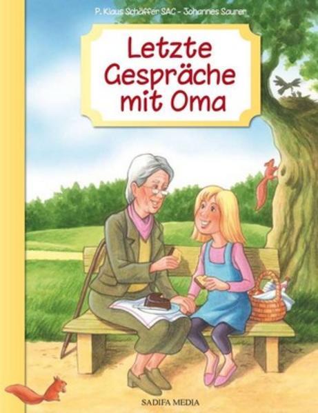 Letzte Gespräche mit Oma - Nr. 581 - Coverbild