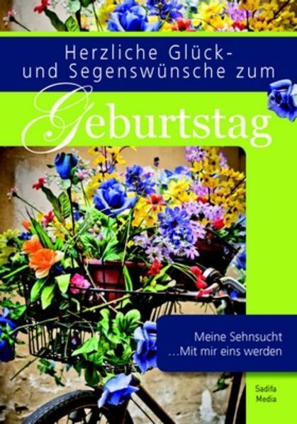 Herzliche Glück- und Segenswünsche zum Geburtstag - Nr. 589 - Coverbild