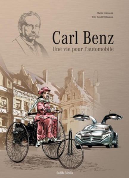 Carl Benz - Une vie pour l'automobile - Nr. 618 - Coverbild