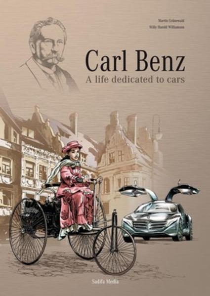 Carl Benz - A life dedicated to cars - Nr. 619 - Coverbild