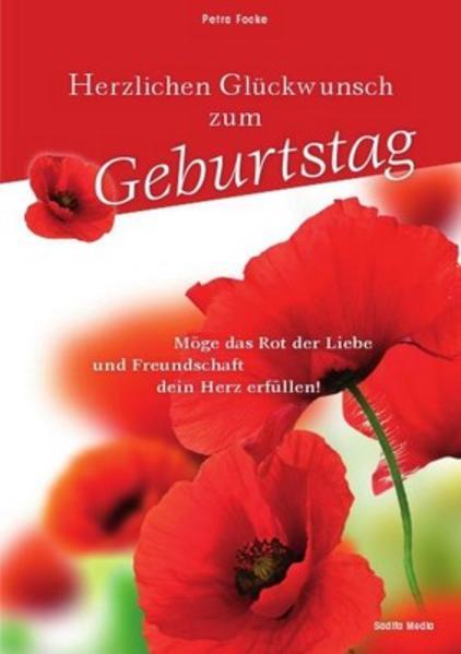 Möge das Rot der Liebe und Freundschaft dein Herz erfüllen! - Nr. 630 - Coverbild
