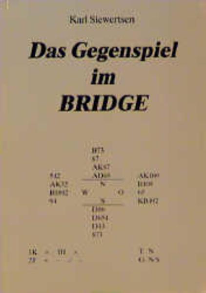 Das Gegenspiel im Bridge - Coverbild