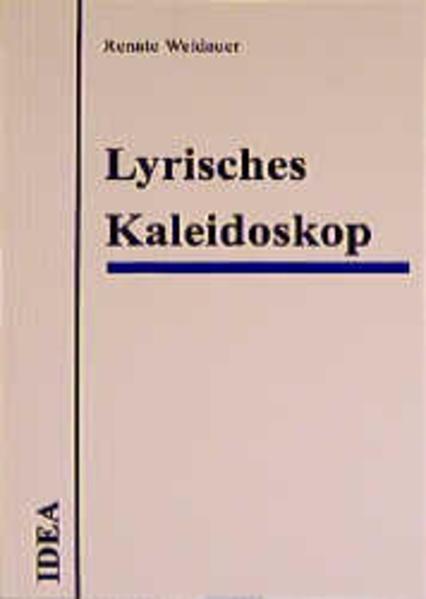 Lyrisches Kaleidoskop - Coverbild