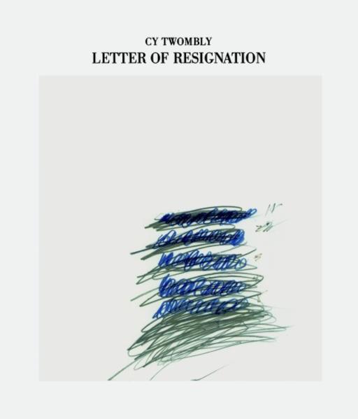 Letter of Resignation - Coverbild