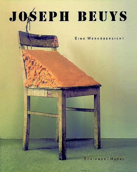 Joseph Beuys - Eine Werkübersicht - Coverbild