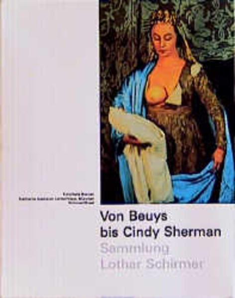Von Beuys bis Cindy Sherman - Coverbild