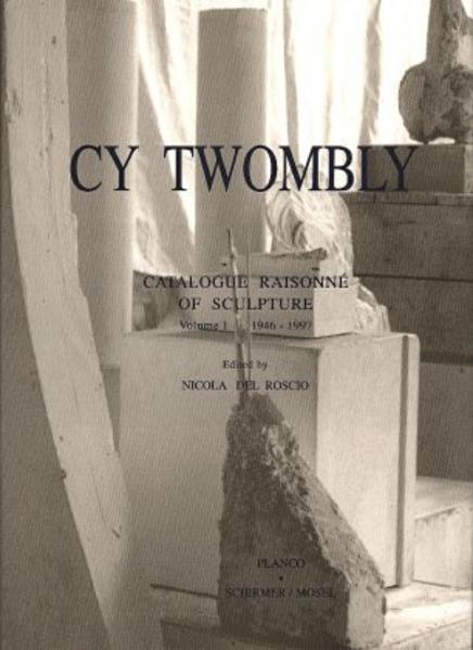 Catalogue Raisonné der Skulpturen - Coverbild