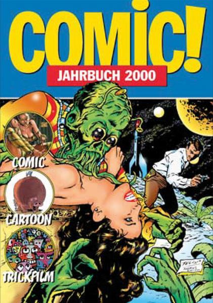 Comic!-Jahrbuch 2000 - Coverbild