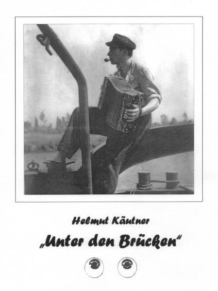 Helmut Käutner – Unter den Brücken - Coverbild