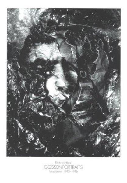Edith Lechtape - Gossenportraits - Coverbild