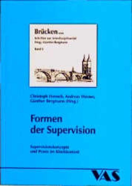 Formen der Supervision - Coverbild