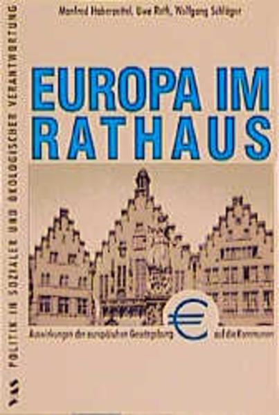 Europa im Rathaus - Coverbild