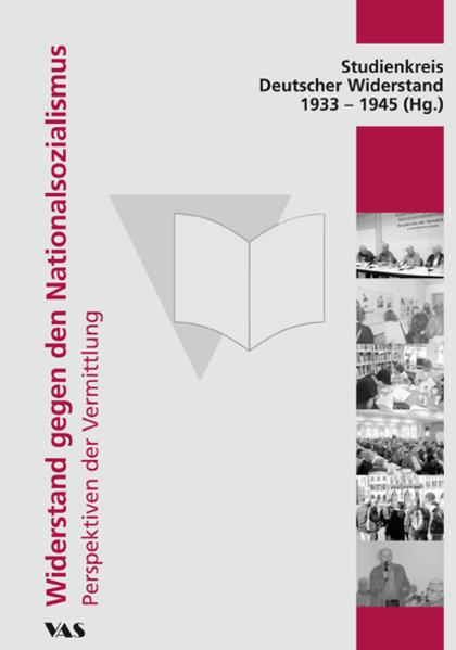 Widerstand gegen den Nationalsozialismus - Coverbild