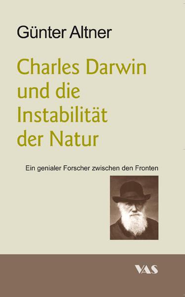 Charles Darwin und die Instabilität der Natur - Coverbild