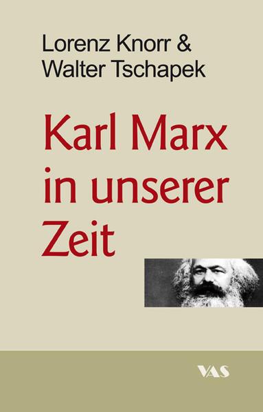 Karl Marx in unserer Zeit - Coverbild