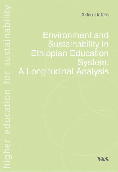 Environment and Sustainability in Ethiopian Education System: - Coverbild