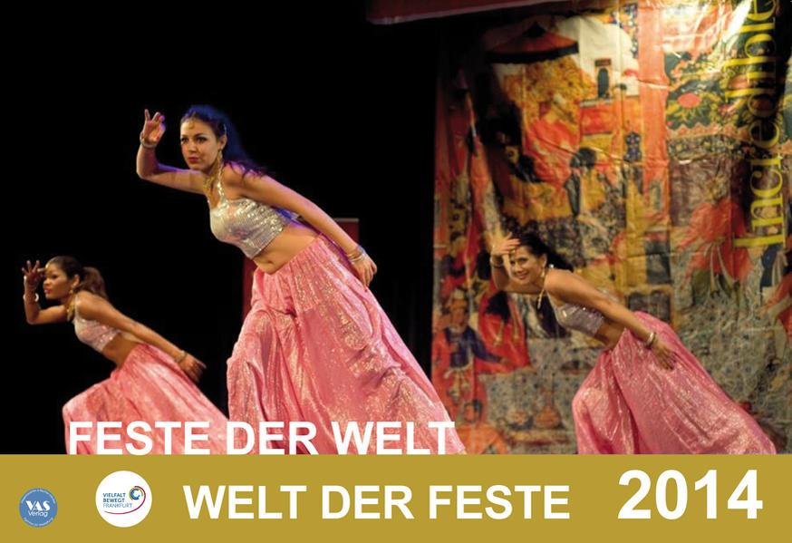 Feste der Welt - Welt der Feste 2014 - Coverbild