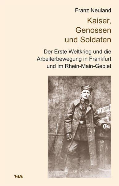 Kaiser, Genossen und Soldaten - Coverbild
