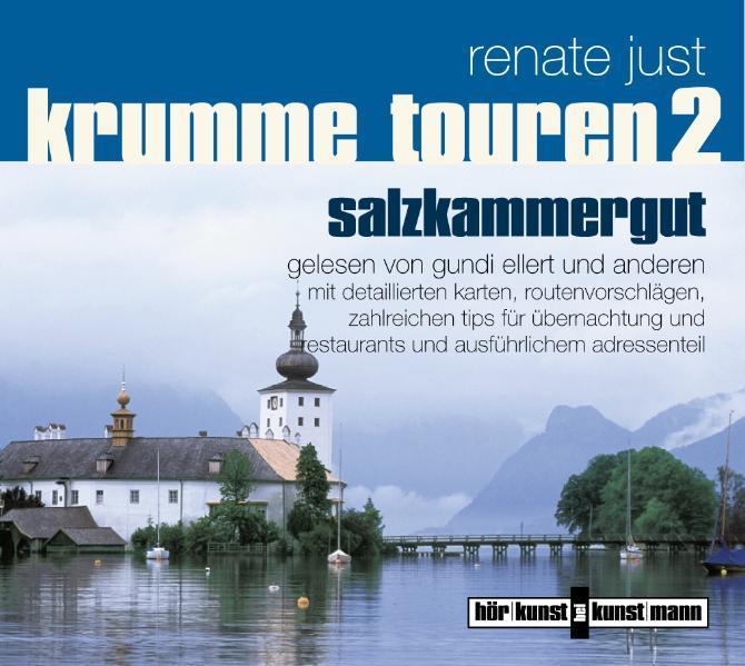Krumme Touren 2 - Salzkammergut - Coverbild