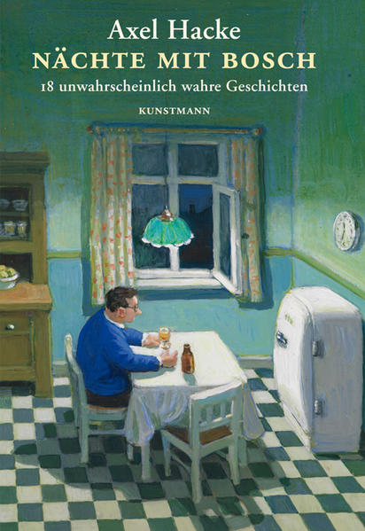Nächte mit Bosch - Coverbild
