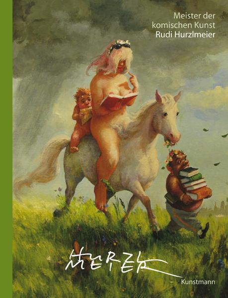 Meister der komischen Kunst: Rudi Hurzlmeier - Coverbild