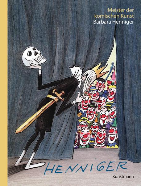 Meister der komischen Kunst: Barbara Henniger - Coverbild