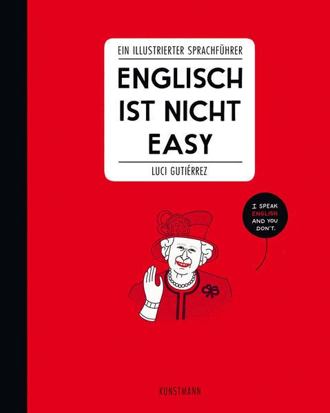 Englisch ist nicht easy - Coverbild