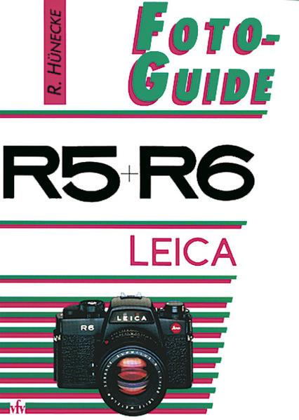 Leica R5 + R6 - Coverbild