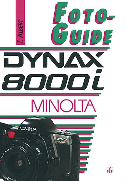 Minolta Dynax 8000i - Coverbild