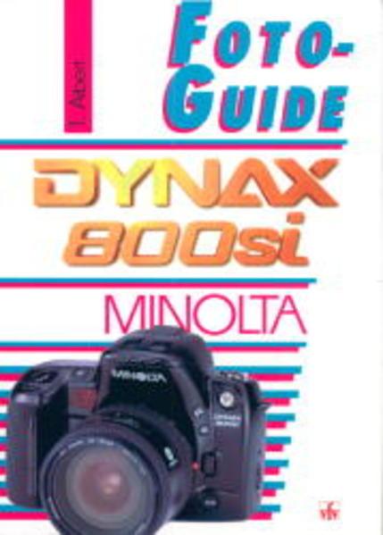 Minolta Dynax 800si - Coverbild
