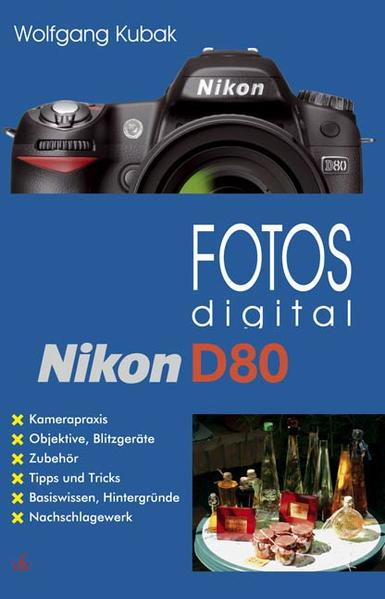 Fotos digital - Nikon D80 - Coverbild