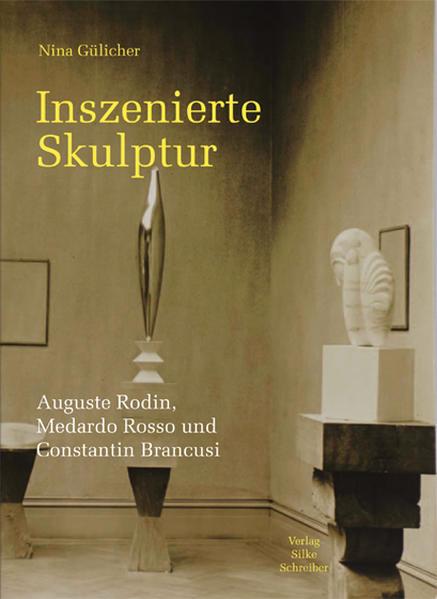 Inszenierte Skulptur - Coverbild