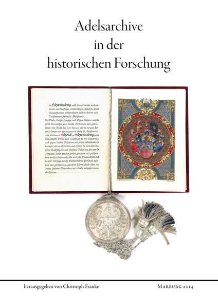 Adelsarchive in der historischen Forschung - Coverbild
