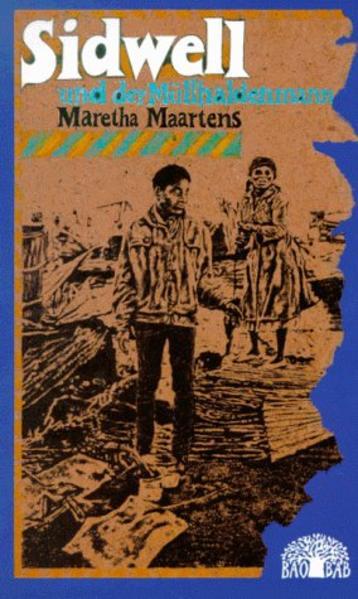 Sidwell und der Müllhaldenmann - Coverbild