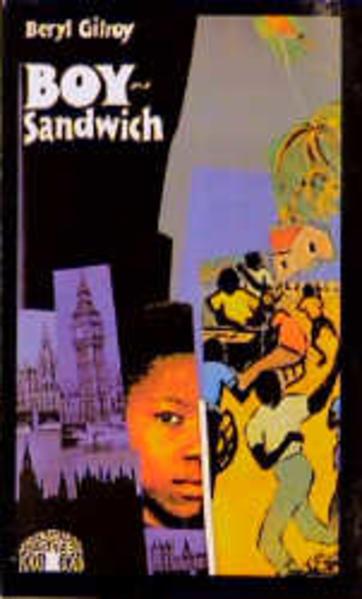 Boy-Sandwich - Coverbild