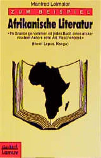Zum Beispiel Afrikanische Literatur - Coverbild