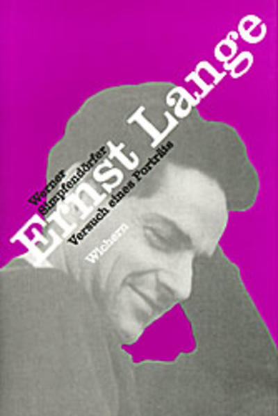 Ernst Lange - Coverbild