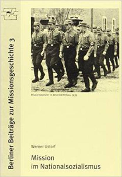 Mission im Nationalsozialismus - Coverbild