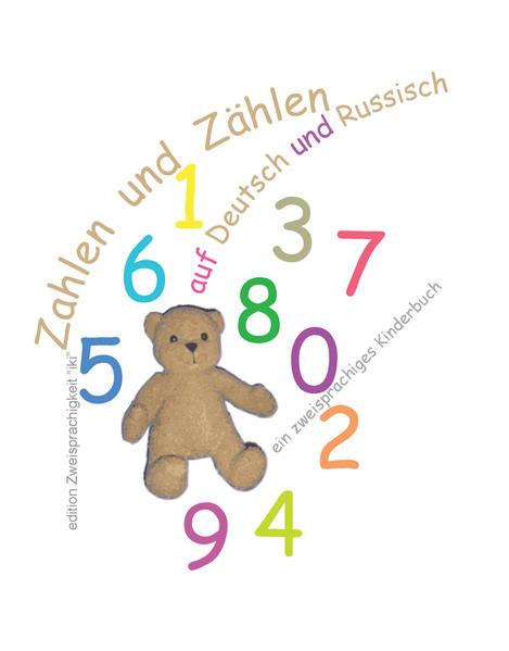 Zahlen und Zählen auf Deutsch und Russisch - Coverbild