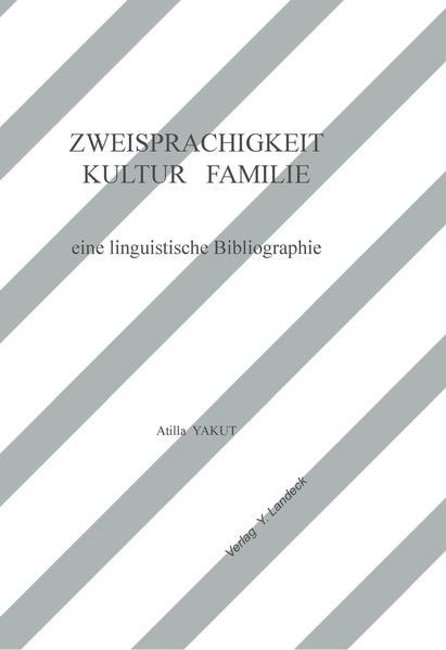 Zweisprachigkeit, Kultur und Familie - Coverbild