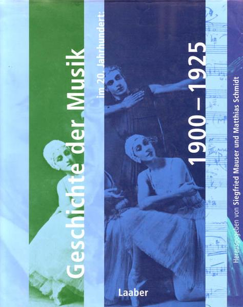 Geschichte der Musik im 20. Jahrhundert: 1900–1925 PDF Kostenloser Download
